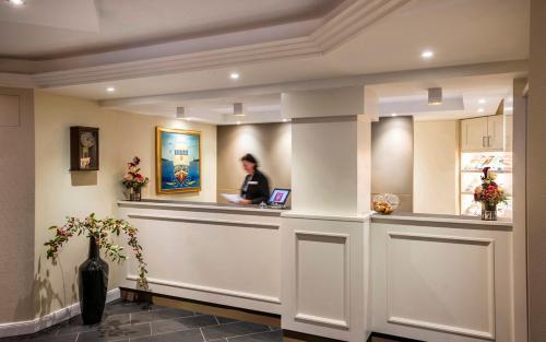 Staff members at Hotel Birke, Ringhotel Kiel