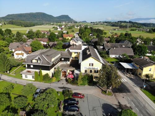 A bird's-eye view of Thomashof