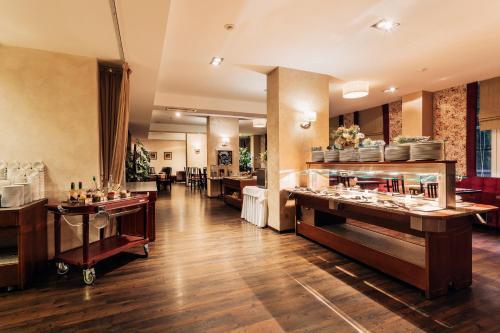 Ресторан / где поесть в Загородный отель forRestMix club