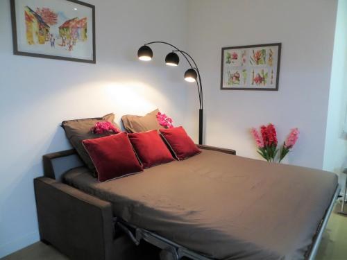 A bed or beds in a room at pastorelli