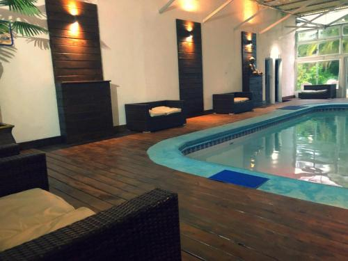 The swimming pool at or near Hotel Select