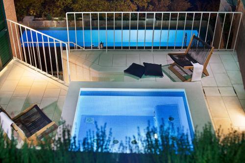 Bazén v ubytovaní Villa Paulina alebo v jeho blízkosti