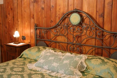 Letto o letti in una camera di Maison Chante Lune