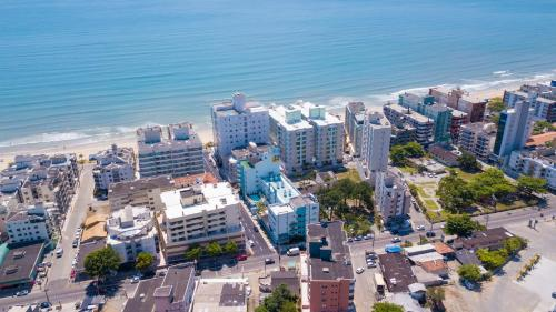 A bird's-eye view of Solis Praia Hotel Itapema