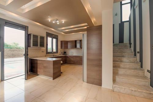 A bathroom at Villa Pandesia