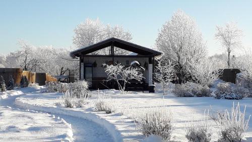 Гостевой дом «Суздальский Дворик» зимой