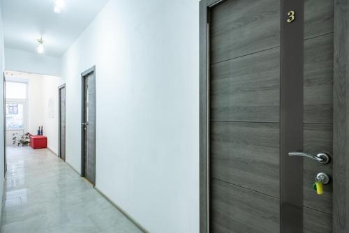 Ванная комната в Мини-отель Адъютант