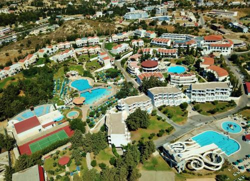 A bird's-eye view of Cyprotel Faliraki