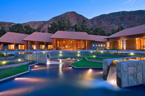 The swimming pool at or near Tambo del Inka, a Luxury Collection Resort & Spa, Valle Sagrado