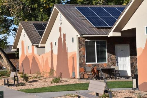 Zions Camp and Cottages