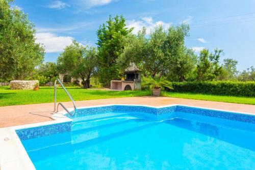 The swimming pool at or near Villa Marina