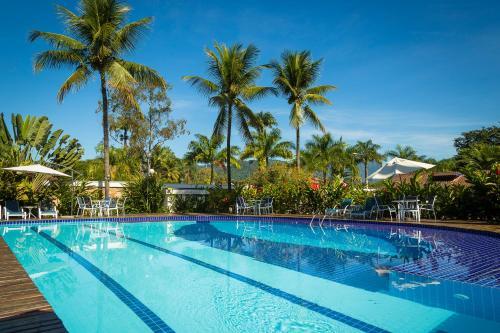 A piscina localizada em Pousada da Condessa ou nos arredores