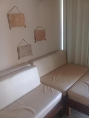 A seating area at Paraiso em Iheus