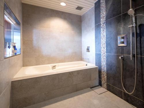 A bathroom at HOTEL MYSTAYS PREMIER Narita