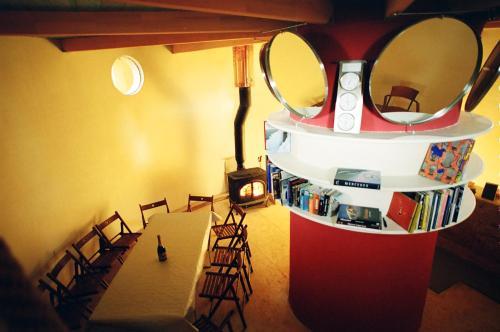 Restaurace v ubytování Art Tower