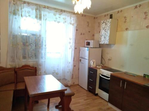 Кухня или мини-кухня в Квартира на Лескова 3