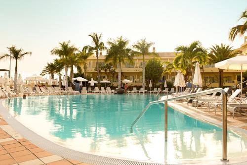 The swimming pool at or near Buganvilla Hotel & SPA