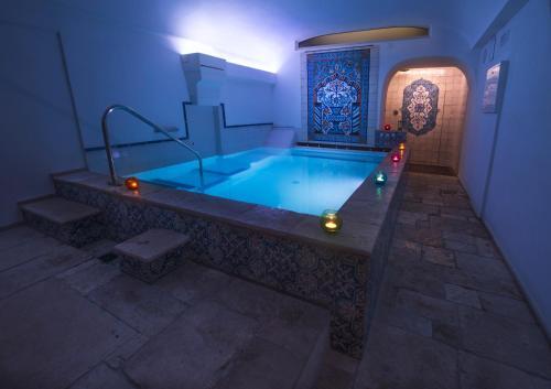 The swimming pool at or near San Francesco Resort