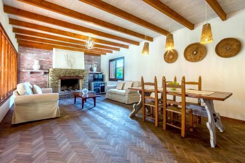 Area soggiorno di Sardegna - Villa Margherita