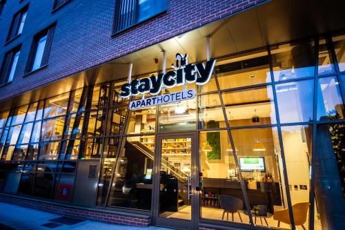Staycity Aparthotels Dublin Castle