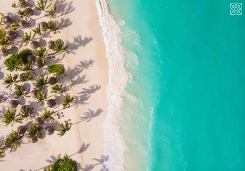 A bird's-eye view of Zuri Zanzibar