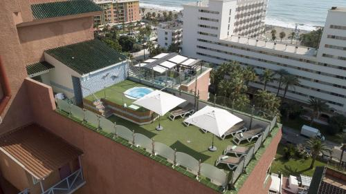 A bird's-eye view of Fénix Torremolinos - Adults Only Recommended