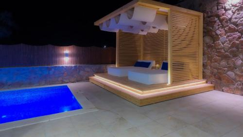 The swimming pool at or near Luxury Suite by the pool