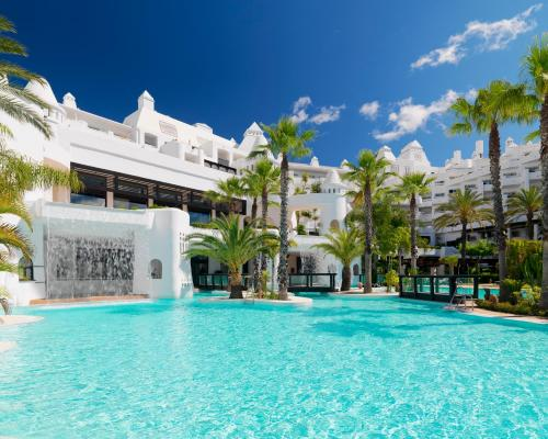 The swimming pool at or near H10 Estepona Palace