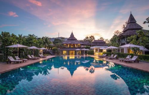 The swimming pool at or near Layana Resort & Spa - SHA Plus