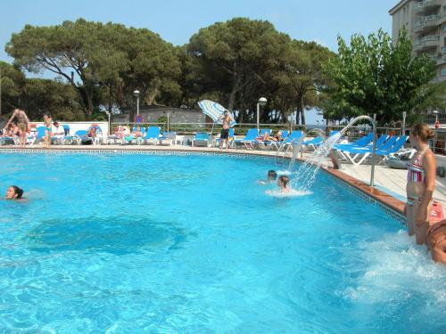 Hotel Blaucel Blanes, Spain