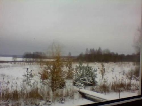 Usadba Domik v Ust'ie зимой