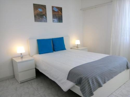 A bed or beds in a room at TORRE 14 Vista Magnifica
