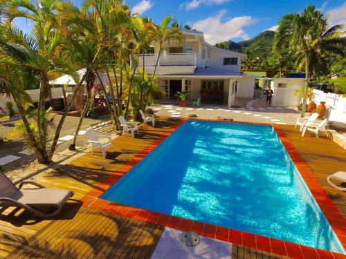Moana Oasis Villa - Rarotonga