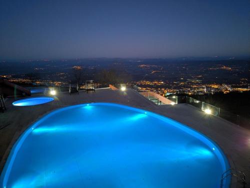 A piscina em ou perto de Luna Hotel Dos Carqueijais
