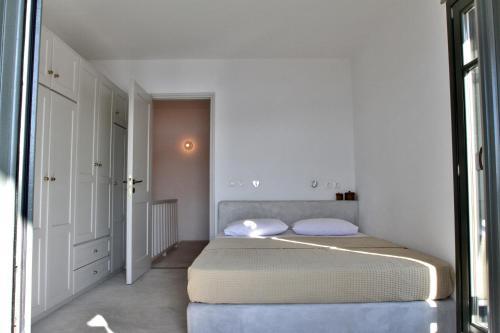 Letto o letti in una camera di Cycladic Maisonette