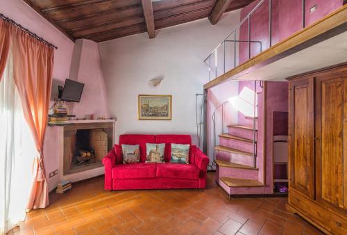 Zona de estar de Bargello Florence