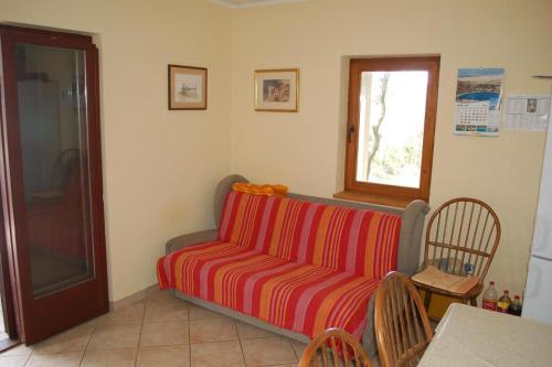 Posezení v ubytování Apartments by the sea Cove Mulobedanj, Pag - 16285
