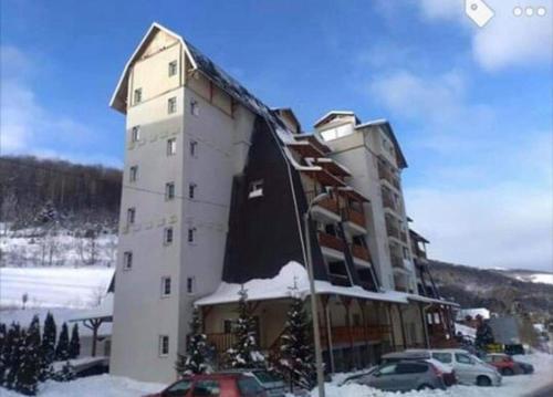 Suncani apartman 26 durante l'inverno
