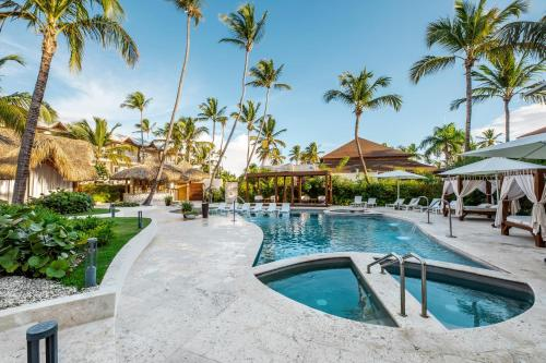 The swimming pool at or close to Be Live Collection Punta Cana - All Inclusive