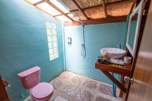 ห้องน้ำของ หลิเป๊ะ บีช รีสอร์ท