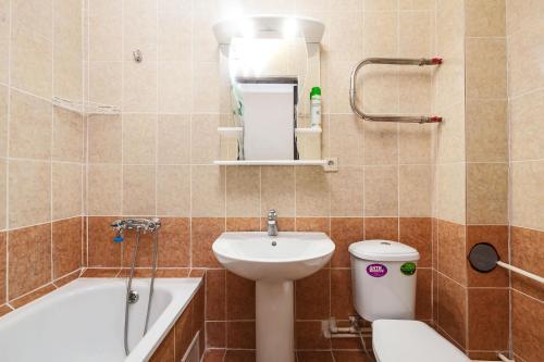 Ванная комната в Пансионат Большая Медведица