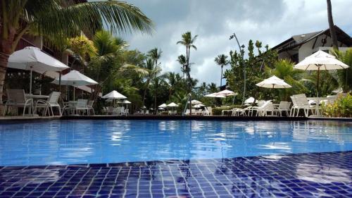 A piscina localizada em Flat Excepcional - Nannai - Porto de Galinhas ou nos arredores