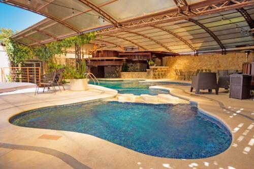 The swimming pool at or close to Hotel & Spa Poco a Poco - Costa Rica