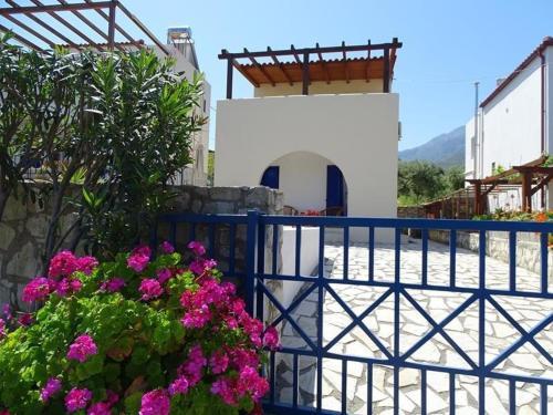 A balcony or terrace at Villa Elan
