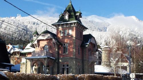 Vilele Lucia Luxury Mens Sana iarna