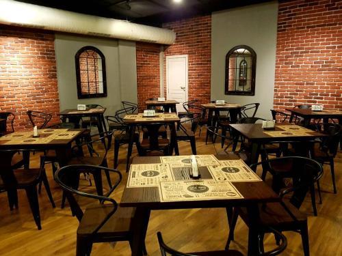 Ресторант или друго място за хранене в Сити Хотел
