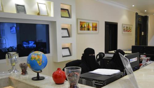 Um restaurante ou outro lugar para comer em Telal Ishbeliah