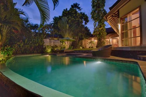 The swimming pool at or near Mayana Villas