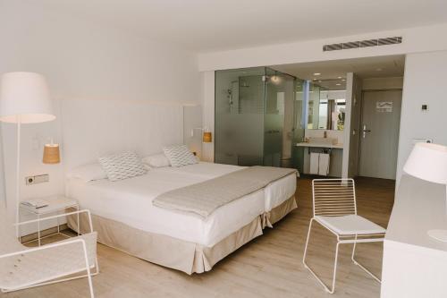 Cama o camas de una habitación en Don Gregory by Dunas - Adults Only