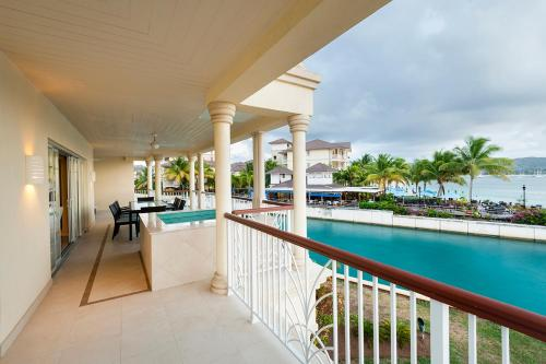 The swimming pool at or close to The Landings Resort and Spa - All Suites
